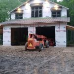 Quality constuction done by Lakeshore Construction. Joshua Pittsley & Alan Zebowski Augre House.