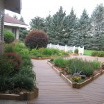 New hope memorial garden. Trex Havana Gold, Treated border. Construction done by Nile Young, Bob Corwin, Micky Dargitz.